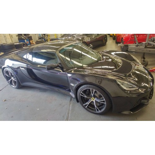 Lotus Takes The Roof Off The Exige S