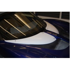 Lotus Exige front access panel covers