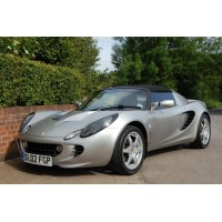 Immaculate 2002 S2 Sport Tourer Elise 32500 miles