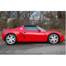 Pristine 2004 VX220 Turbo Dry Weather only use SOLD