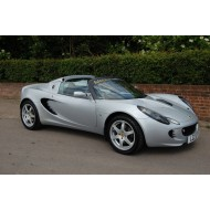 2001 Lotus Elise Racetech Low Mileage