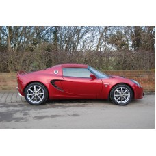 2002 Lotus Elise S2 111S incredible low mileage!