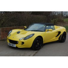2003 Lotus Elise S2 Sport Tourer 135 Spec Qmech conversion