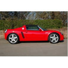 2001 VX220 2.2 NA with only 19800 miles