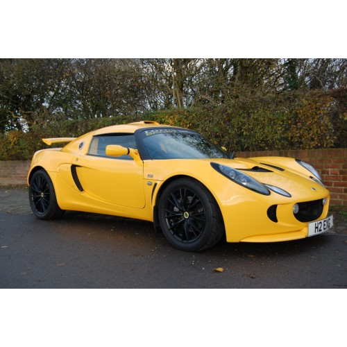 Lotus Exige: 2006 Lotus Exige S In Stunning Condition SOLD