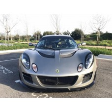 Lotus Exige 2010 two part front splitter