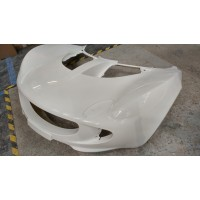 Lotus Elise Series 2 Front Clamshell - Lightweight for racing