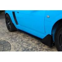 VX220/Opel Speedster Cup Side Skirts