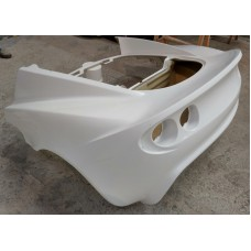 Lotus Elise Series 2 Rear Clamshell - Lightweight for racing