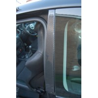 Renaultsport Megane 2 Door pillar trims (Pair)