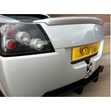 VX220 & Opel speedster Spoiler